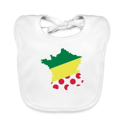 Tour de France - Baby Bio-Lätzchen