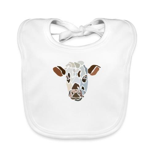 cow-spread - Bavoir bio Bébé