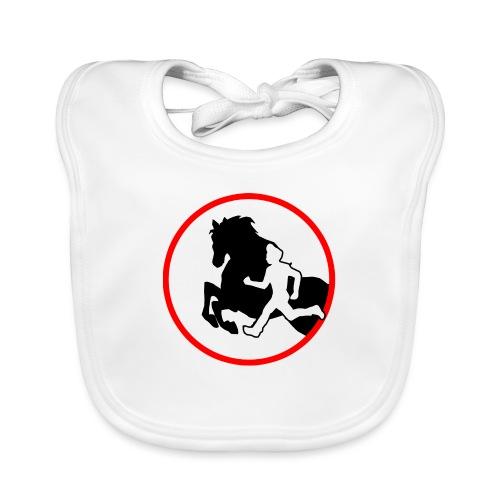 Horse Agility Logo - Baby Bio-Lätzchen
