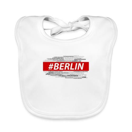 Hashtag Berlin - Baby Bio-Lätzchen