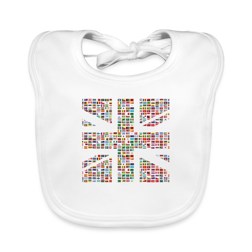 The Union Hack - Baby Organic Bib