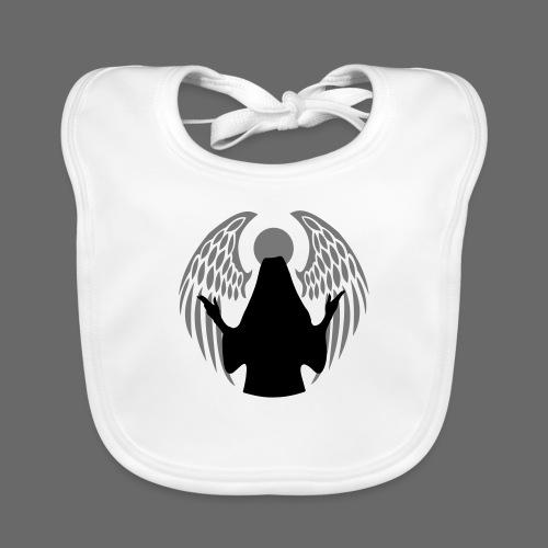 Gefallener Engel - Baby Bio-Lätzchen