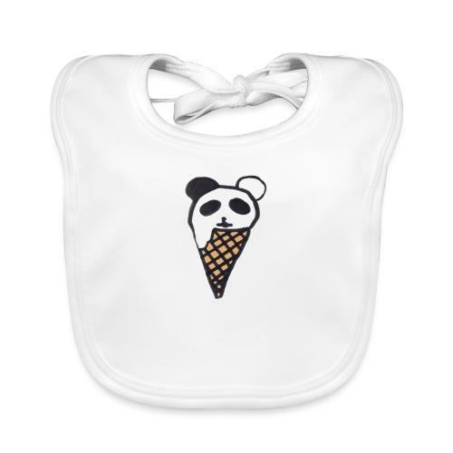 Petit Panda - Bavoir bio Bébé