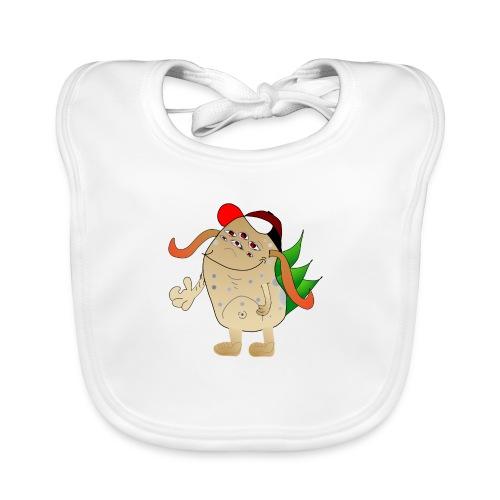 Kartoffel Monster - Baby Bio-Lätzchen