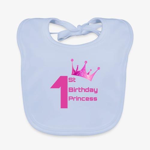 1st Birthday Princess - Bavaglino