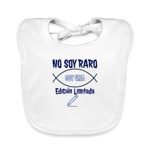 Edicion limitada - Babero de algodón orgánico para bebés