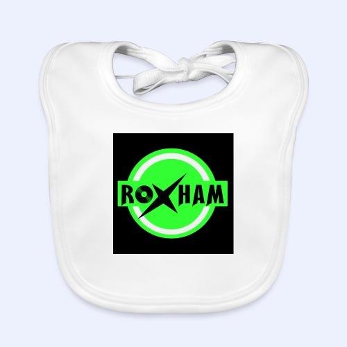 RoxHam-Button-2019 - Baby Bio-Lätzchen