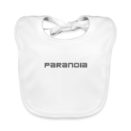 paranoia retro collection - Ekologisk babyhaklapp