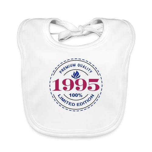1995 PREMIUM QUALITY || 100% LIMITED EDITION - Baby Bio-Lätzchen