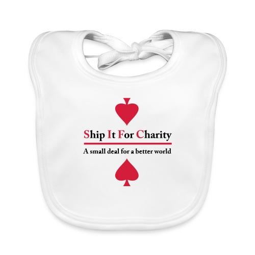 Ship It For Charity - Ekologisk babyhaklapp