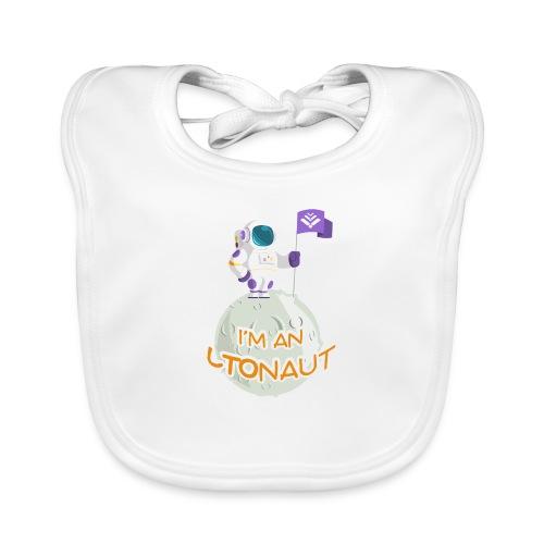 I'm an LTOnaut - Baby Organic Bib