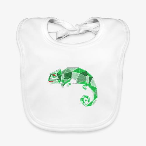 Kameleon - Ekologiczny śliniaczek