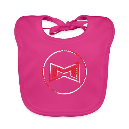 M Wear - Mean Machine Original - Organic Baby Bibs
