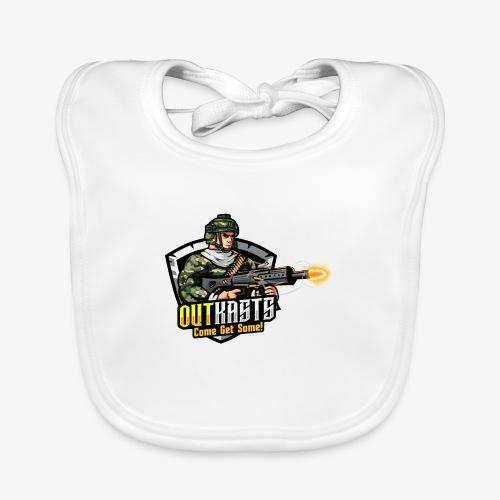 OutKasts [OKT] Logo 2 - Baby Organic Bib