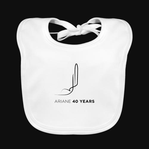 Ariane 40 years - Baby Organic Bib