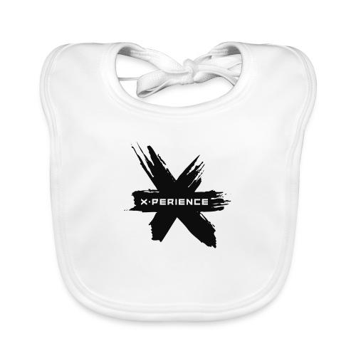 x-perience - Das neue Logo - Baby Bio-Lätzchen