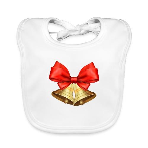 Pngtree christmas bell 3715872 - Babero de algodón orgánico para bebés