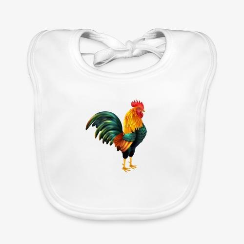 Rooster - Baby Bio-Lätzchen