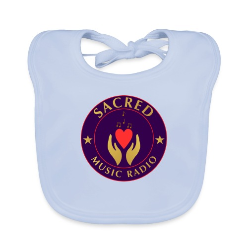 Spread Peace Through Music - Baby Organic Bib