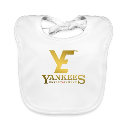 YE Logo Gold - Organic Baby Bibs