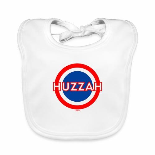 Huzzah - Bio-slabbetje voor baby's