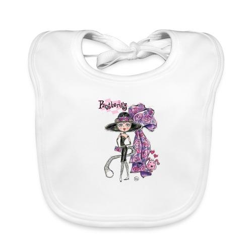 Pantherilly Tiffany - Bavaglino ecologico per neonato