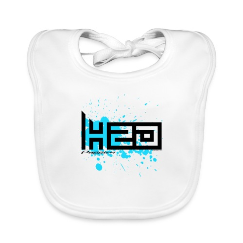 H 2 O Textiles and gifts for the active enthusia - Vauvan luomuruokalappu