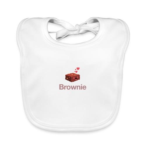 Brownie - Baby Bio-Lätzchen