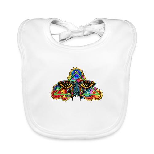 Happy Butterfly! - Baby Bio-Lätzchen