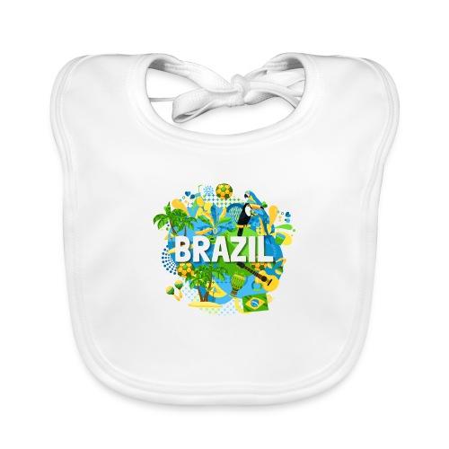 Encontro Brasil - Organic Baby Bibs