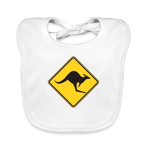 Känguru - Baby Bio-Lätzchen
