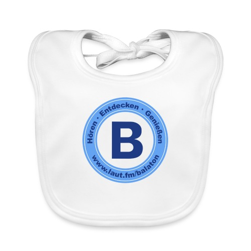 Webradio Balaton - Baby Bio-Lätzchen