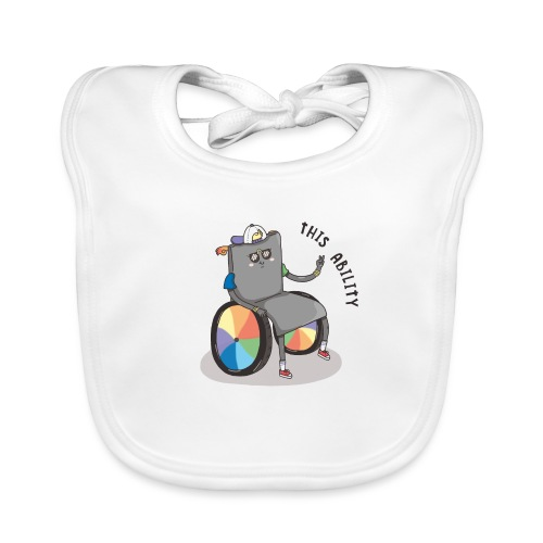 THIS ABILITY - Organic Baby Bibs