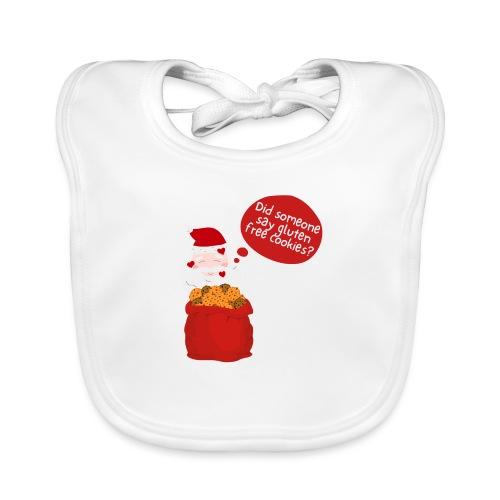 Santa goes gluten free - Baby Bio-Lätzchen