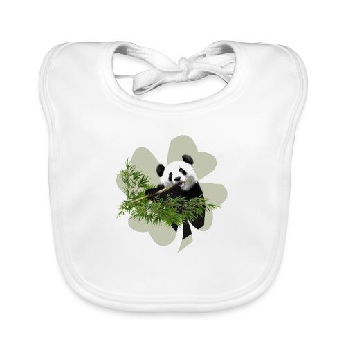 My lucky Panda - Bavoir bio Bébé