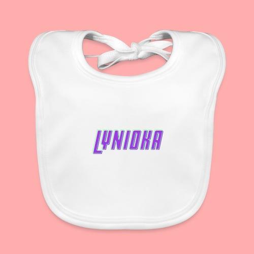Lynioka Logo - Bavoir bio Bébé