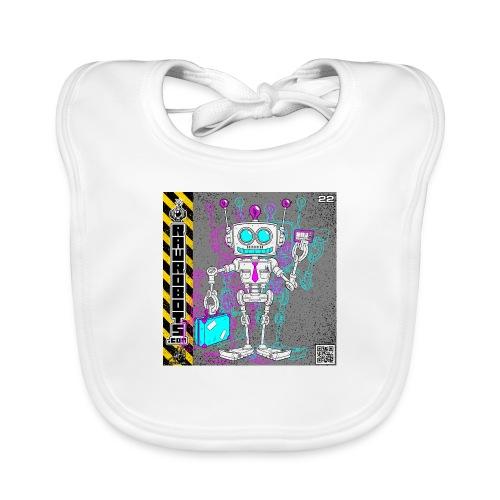 The S.A.L.E. Robot! - Hagesmække af økologisk bomuld