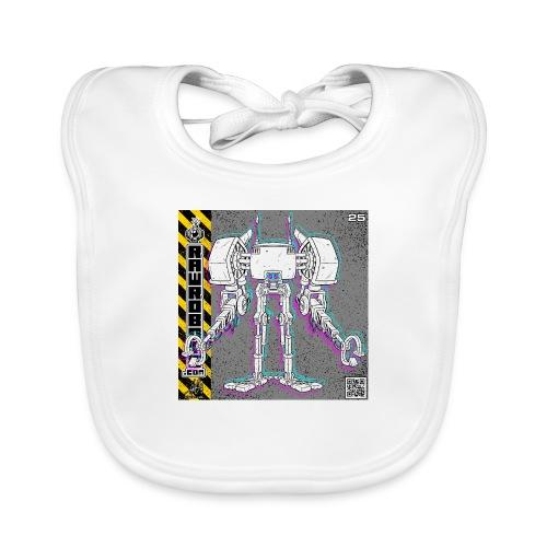 The E.X.T.E.N.D. Robot! - Hagesmække af økologisk bomuld
