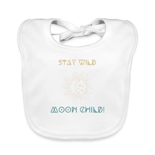 Stay Wild! - Baby Bio-Lätzchen