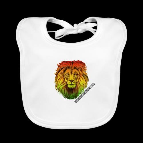 LION HEAD - UNDERGROUNDSOUNDSYSTEM - Baby Bio-Lätzchen