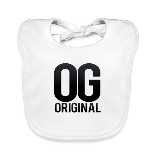 OG as original - Organic Baby Bibs