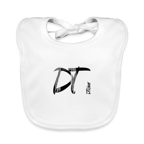 DTWear Limited Small Logo - Bio-slabbetje voor baby's