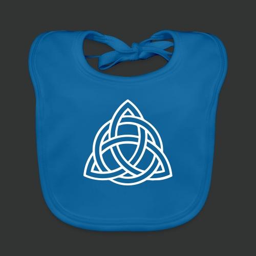 Celtic Knot — Celtic Circle - Baby Organic Bib