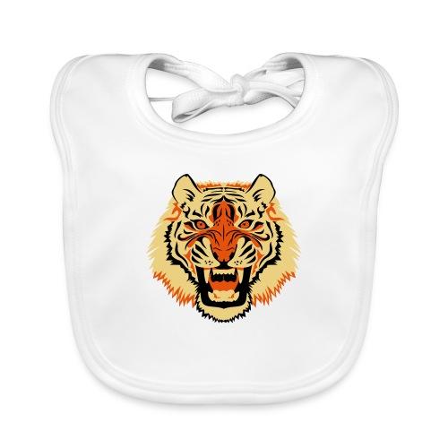 Tiger - Bio-slabbetje voor baby's