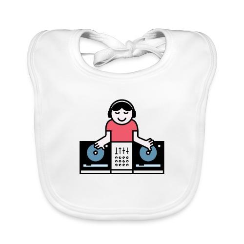 CDJ DJ - Bio-slabbetje voor baby's