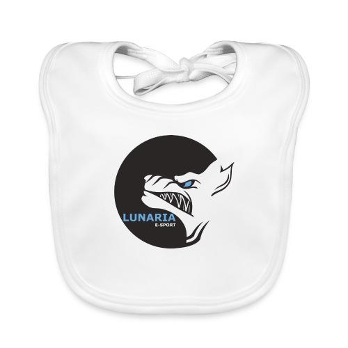 Lunaria_Logo tete pleine - Bavoir bio Bébé