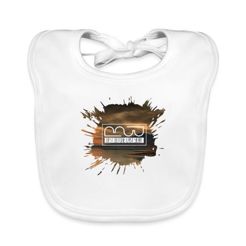 Women's shirt Splatter - Baby Organic Bib