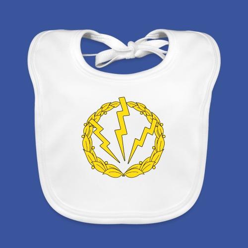 RLC Logo - Ekologisk babyhaklapp