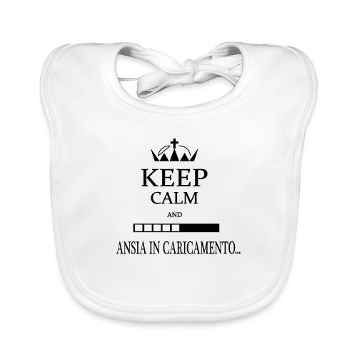 keep_calm 2 - Bavaglino ecologico per neonato