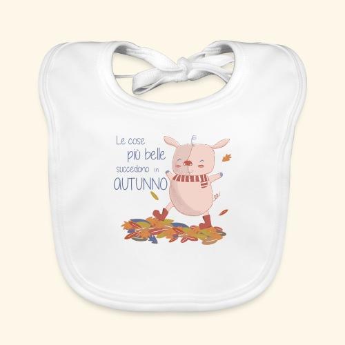 Autumn - Baby Organic Bib